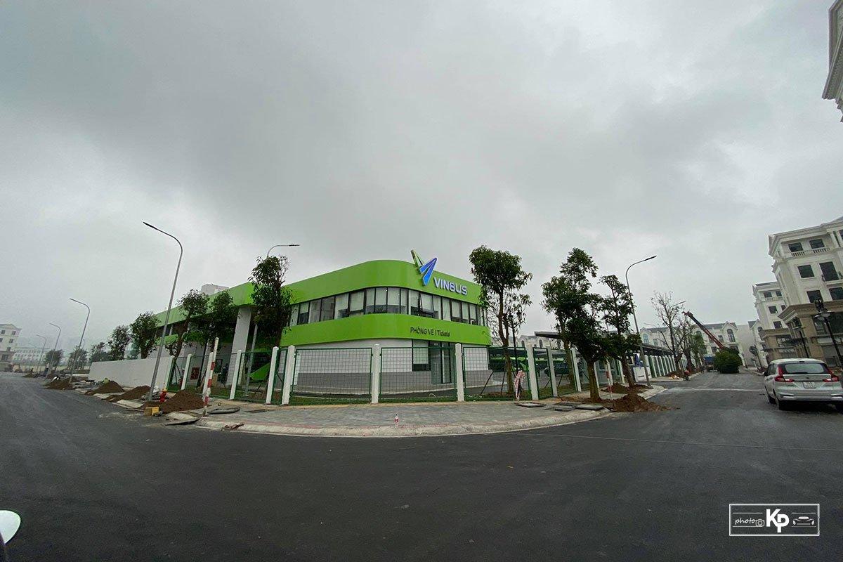 Cận cảnh xe VinBus điện chạy thử tại Hà Nội, có ngày lăn bánh chính thức a2