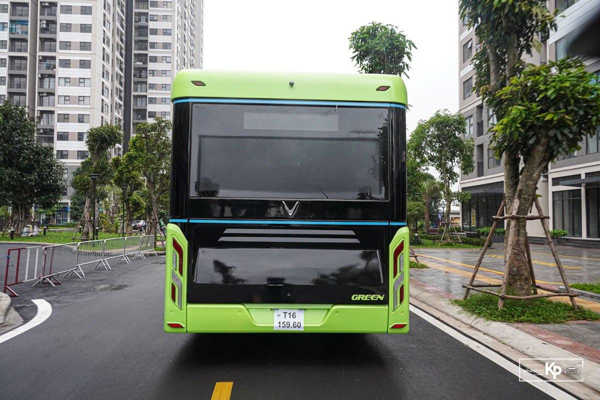 Cận cảnh xe VinBus điện chạy thử tại Hà Nội, có ngày lăn bánh chính thức a7