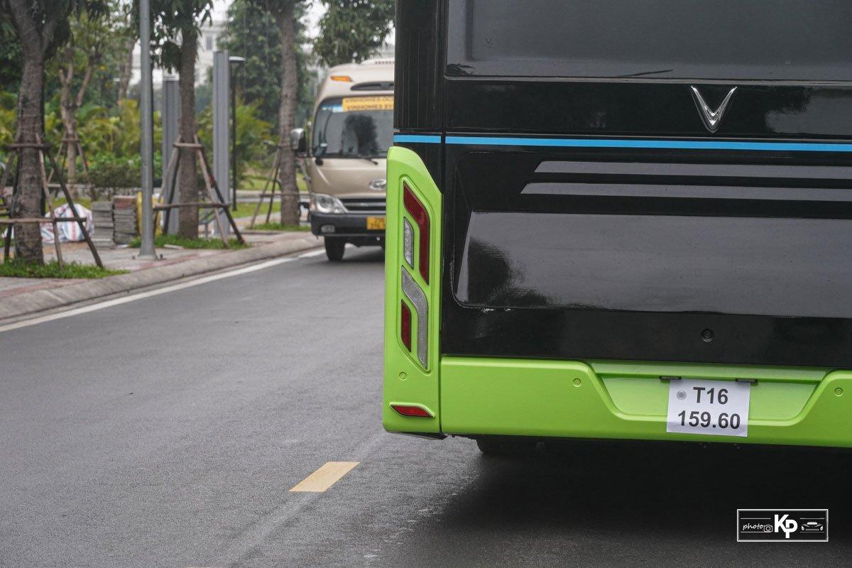 Cận cảnh xe VinBus điện chạy thử tại Hà Nội, có ngày lăn bánh chính thức a16