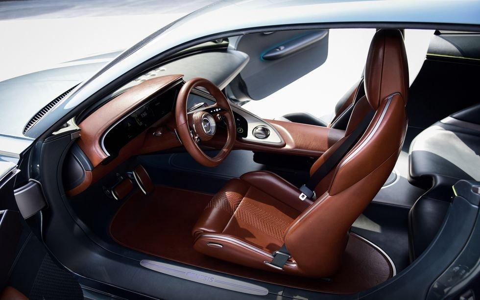 Các tinh túy thiết kế trên Genesis X Concept sẽ được ứng dụng vào các mẫu xe tương lai.