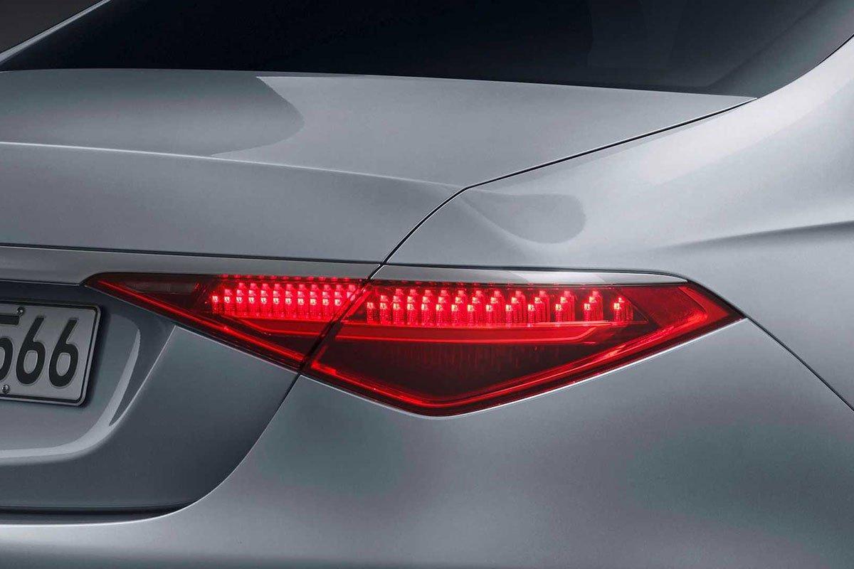 Ảnh Đèn hậu xe Mercedes-Benz S-Class 2021