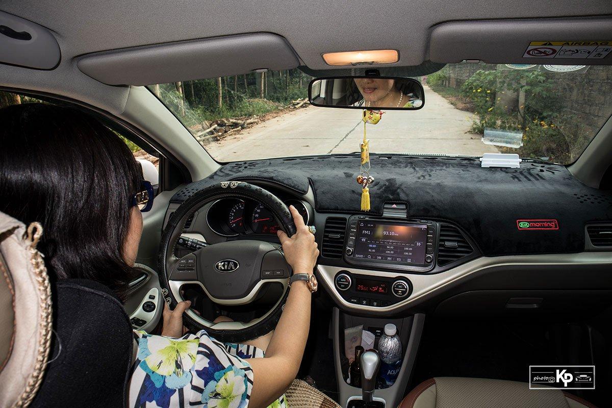 Người dùng đánh giá xe Kia Morning: a8