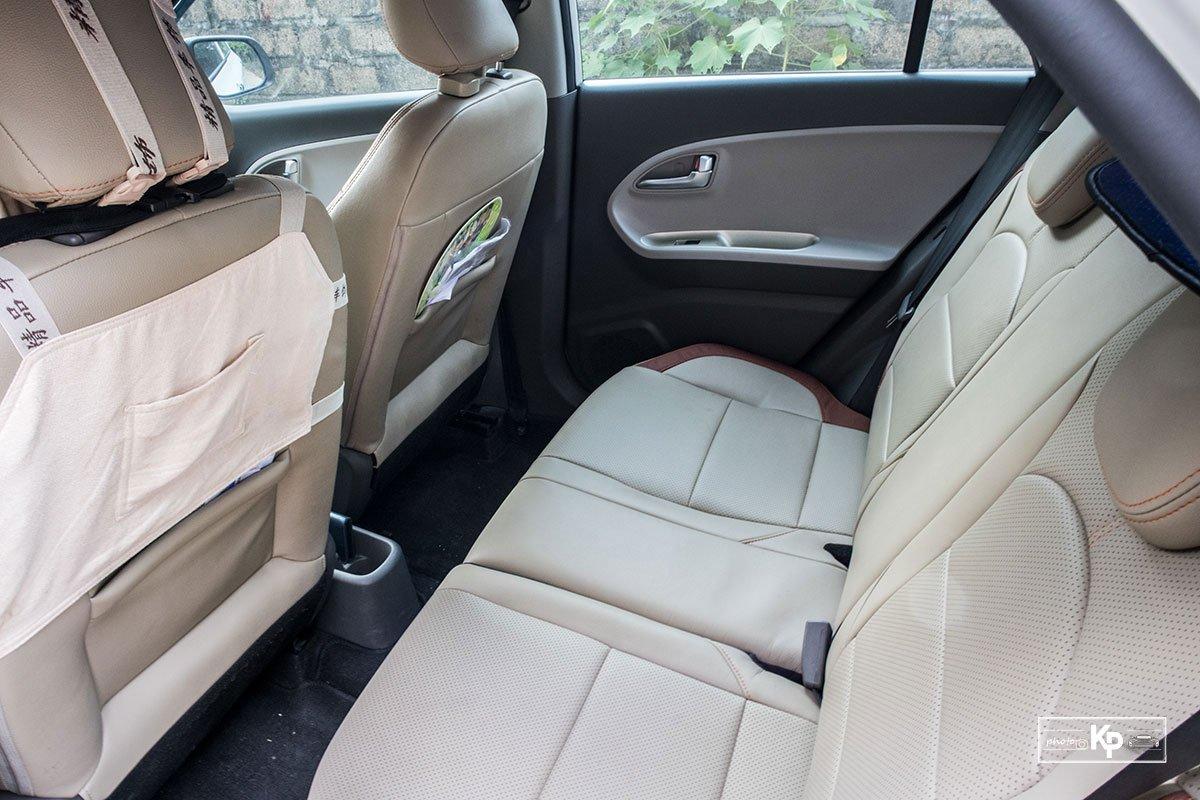 Người dùng đánh giá xe Kia Morning: a13