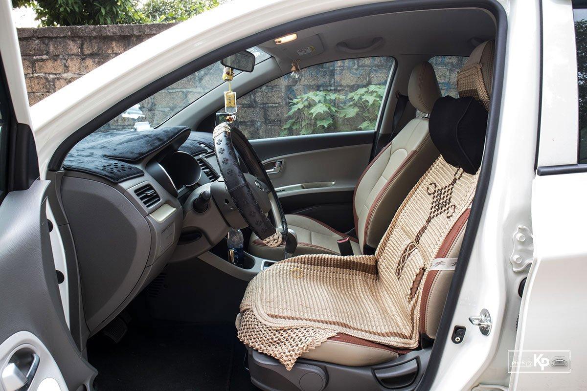 Người dùng đánh giá xe Kia Morning: a12