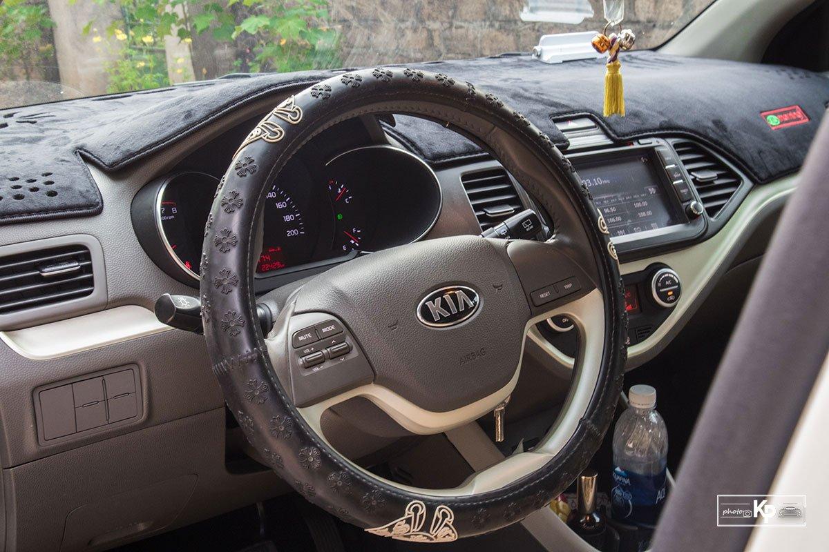 Người dùng đánh giá xe Kia Morning: a9