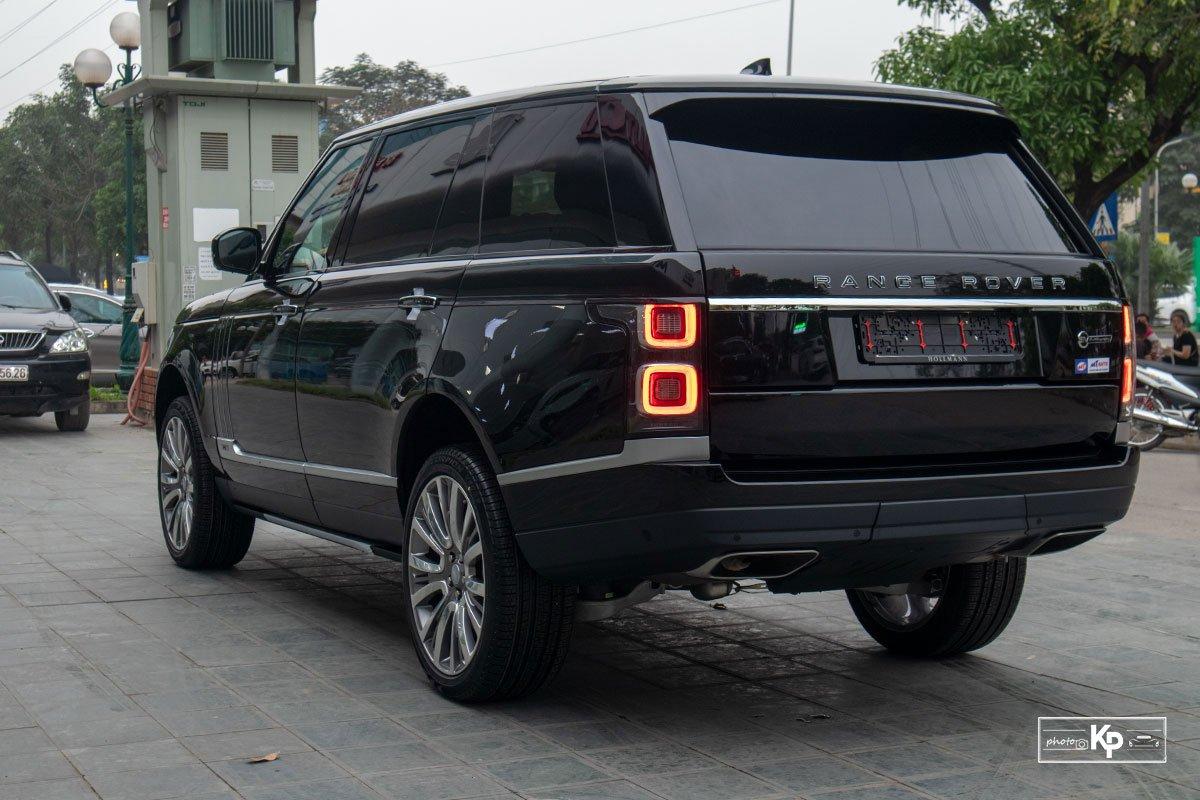 Range Rover SVAutobiography 2021 đầu tiên tại Việt Nam, nội thất khác biệt a25