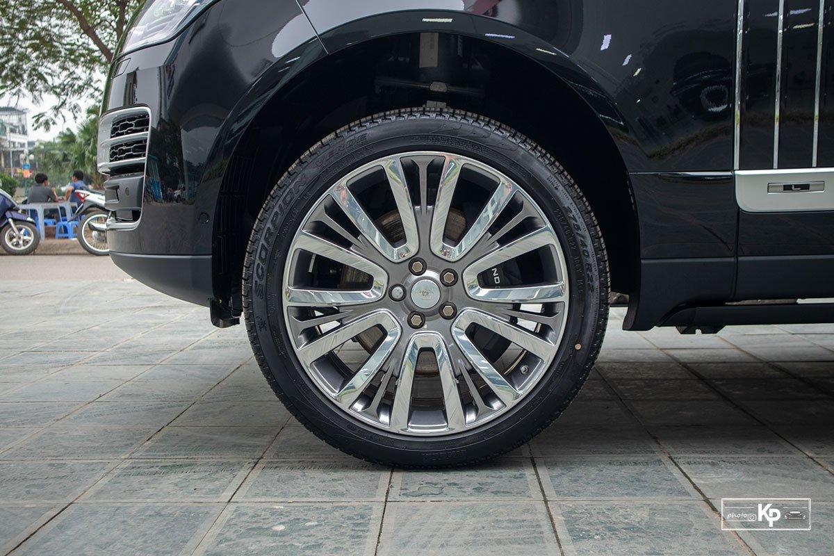 Range Rover SVAutobiography 2021 đầu tiên tại Việt Nam, nội thất khác biệt a4