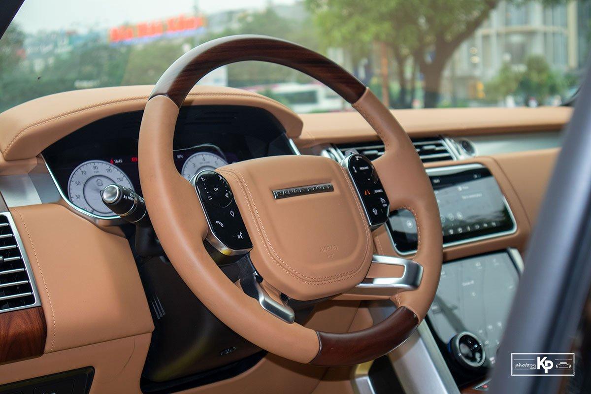 Range Rover SVAutobiography 2021 đầu tiên tại Việt Nam, nội thất khác biệt a22