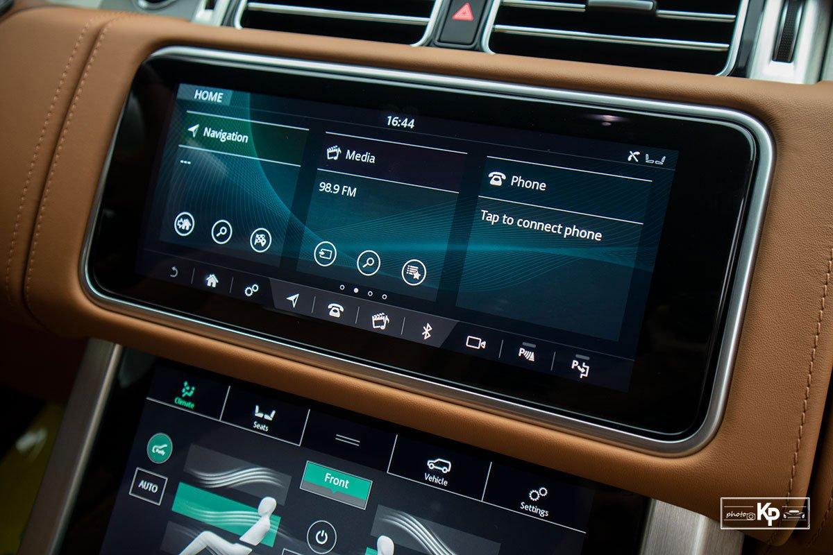 Range Rover SVAutobiography 2021 đầu tiên tại Việt Nam, nội thất khác biệt a10