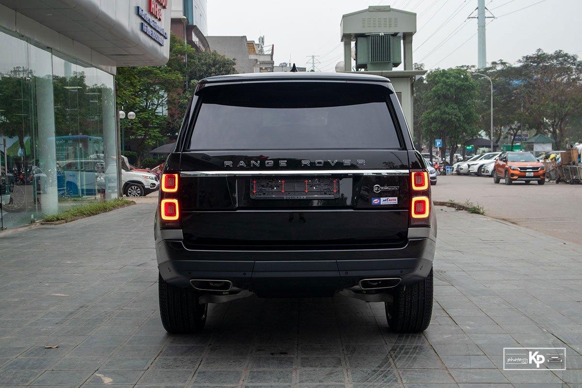 Range Rover SVAutobiography 2021 đầu tiên tại Việt Nam, nội thất khác biệt a5