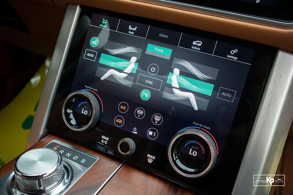 Range Rover SVAutobiography 2021 đầu tiên tại Việt Nam, nội thất khác biệt a11