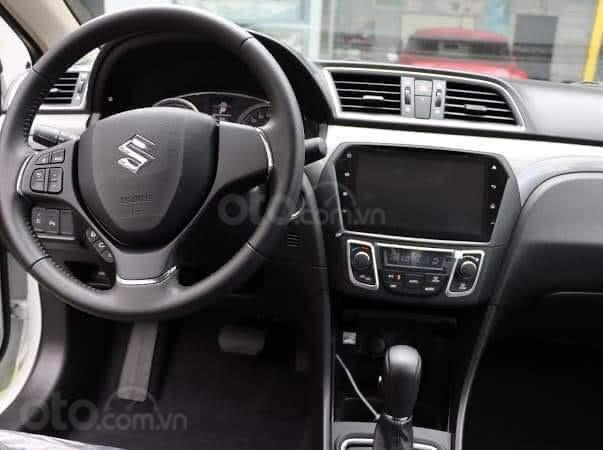 Nội thất xe Suzuki Ciaz 2021 1