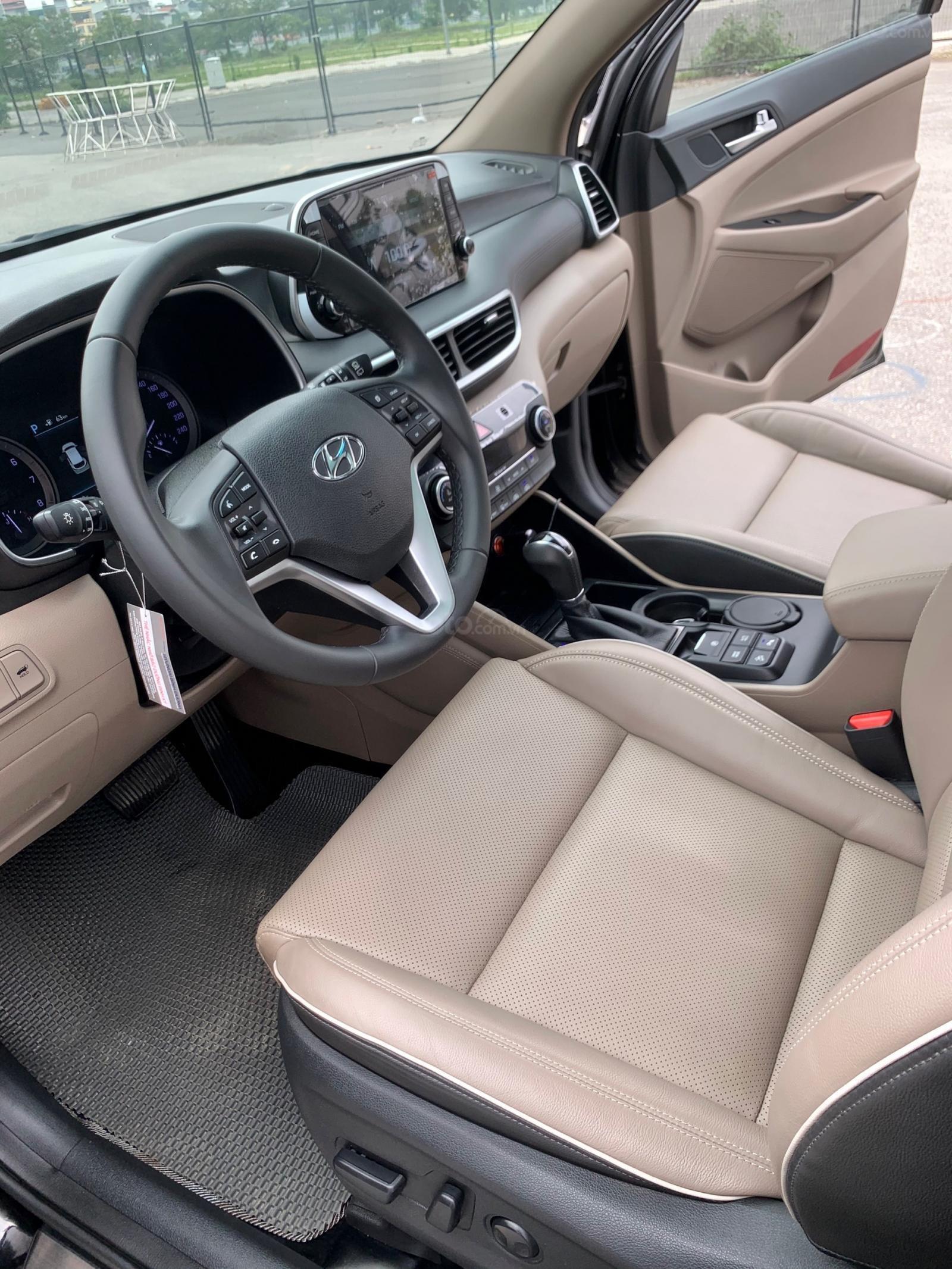 Cần bán gấp Hyundai Tucson 1.6 Turbo sx năm 2019, 878 triệu (10)