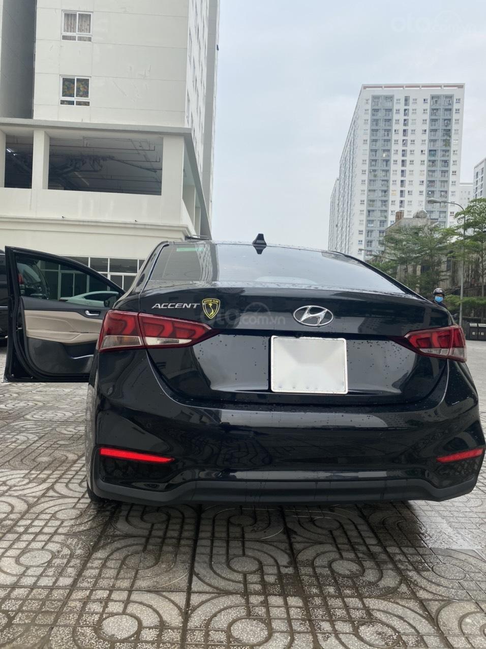 Bán gấp Hyundai Accent Full đời 2019, xe lăn bánh 30.000km còn như mới, hỗ trợ vay ngân hàng lãi suất cực ưu đãi (3)