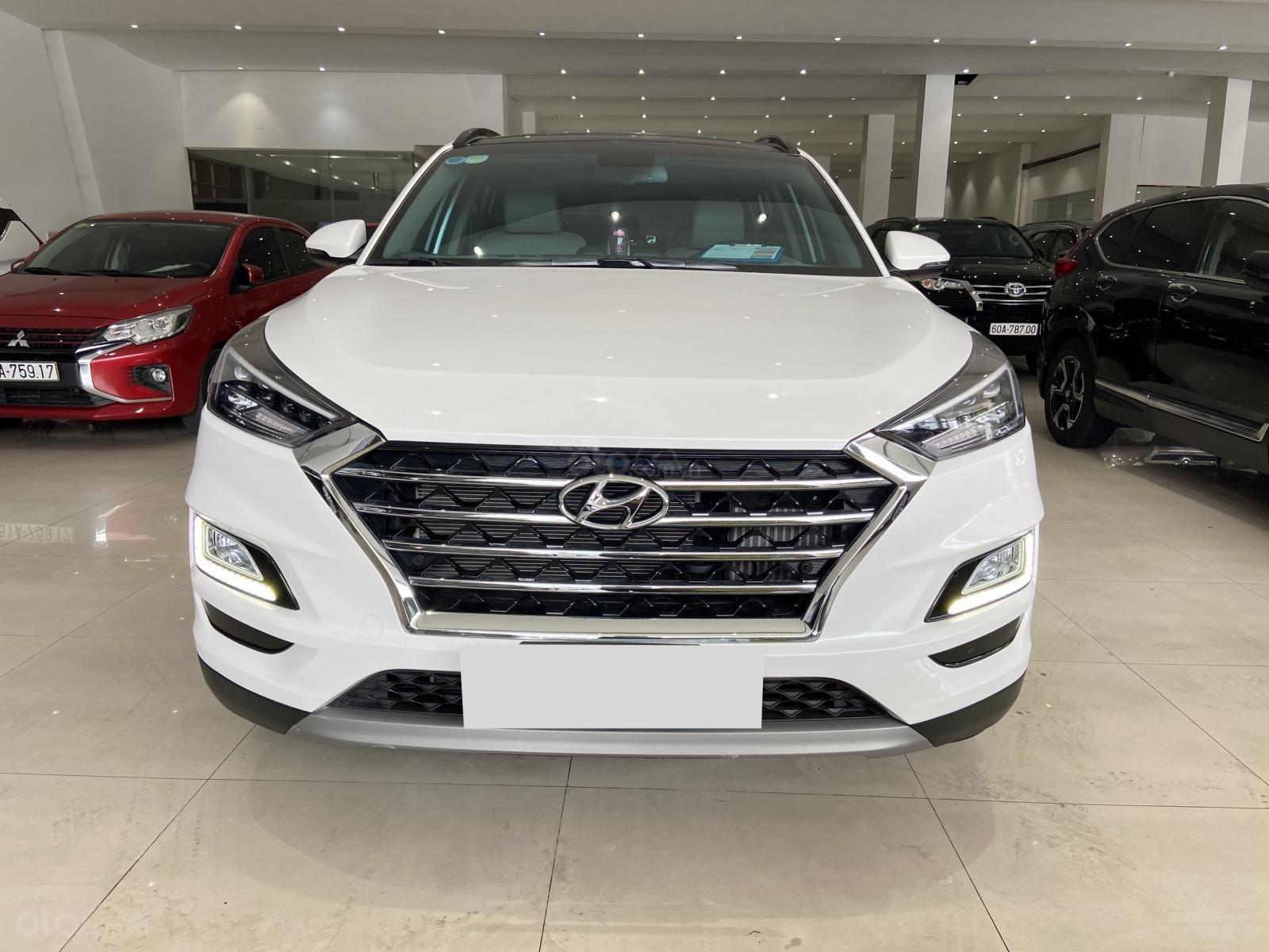 Bán xe Hyundai Tucson AT 1.6 Turbo 2019 (1)