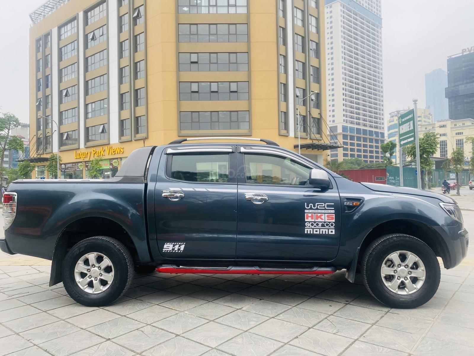 Bán xe Ford Ranger đời 2015, nhập khẩu (4)
