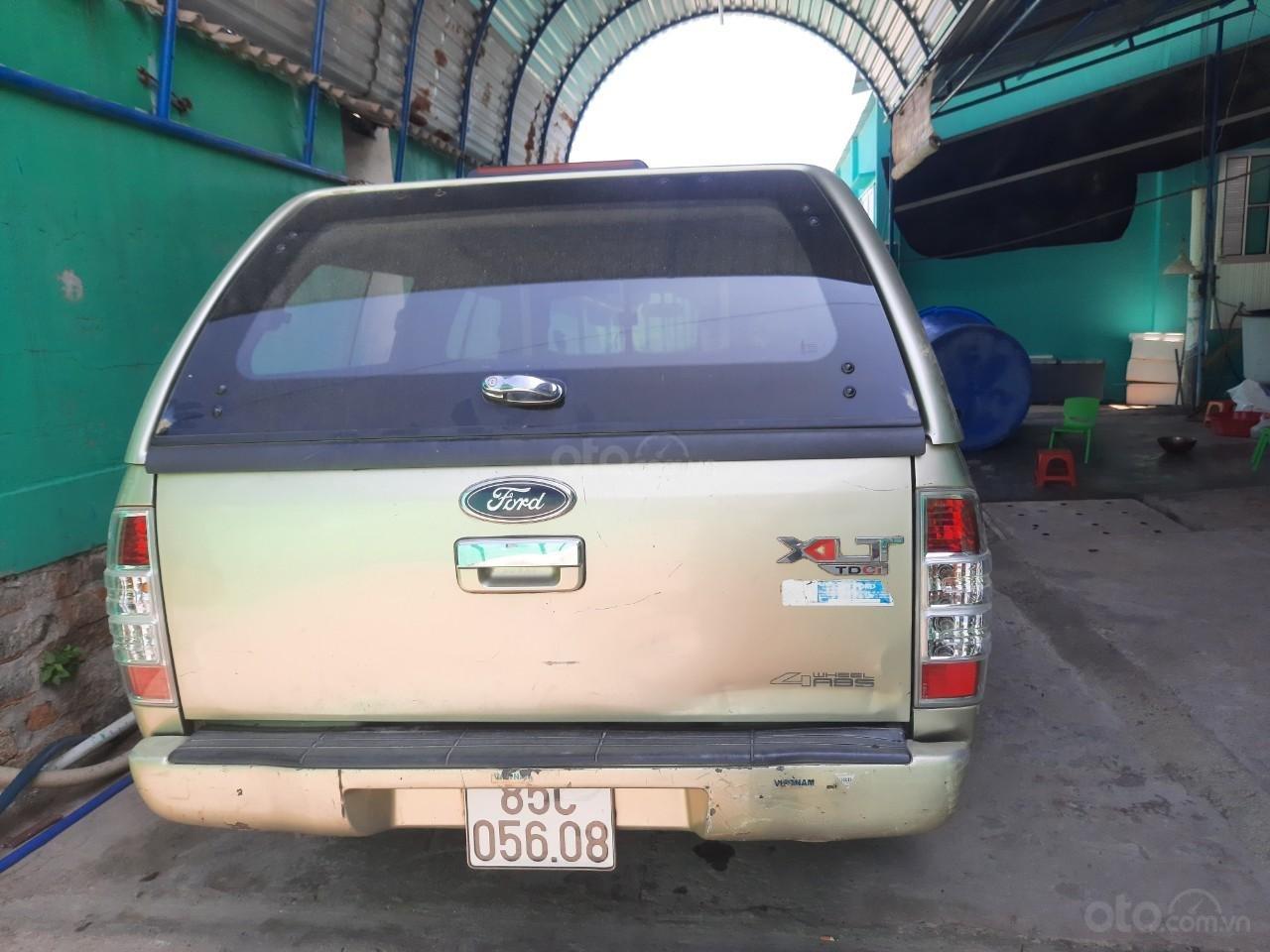 Bán Ford Ranger năm 2009 giá cạnh tranh nội thất nguyên bản (4)