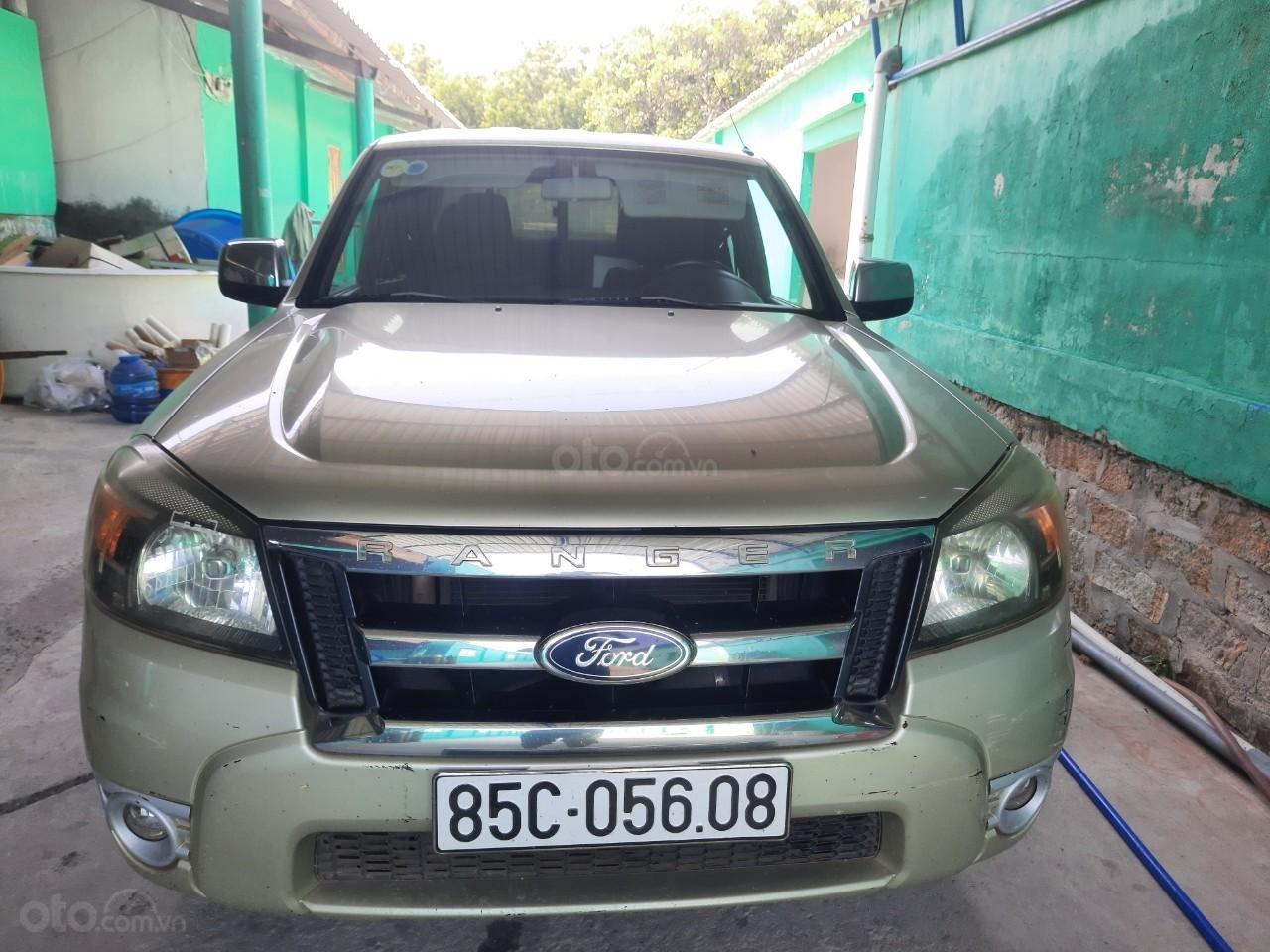 Bán Ford Ranger năm 2009 giá cạnh tranh nội thất nguyên bản (1)