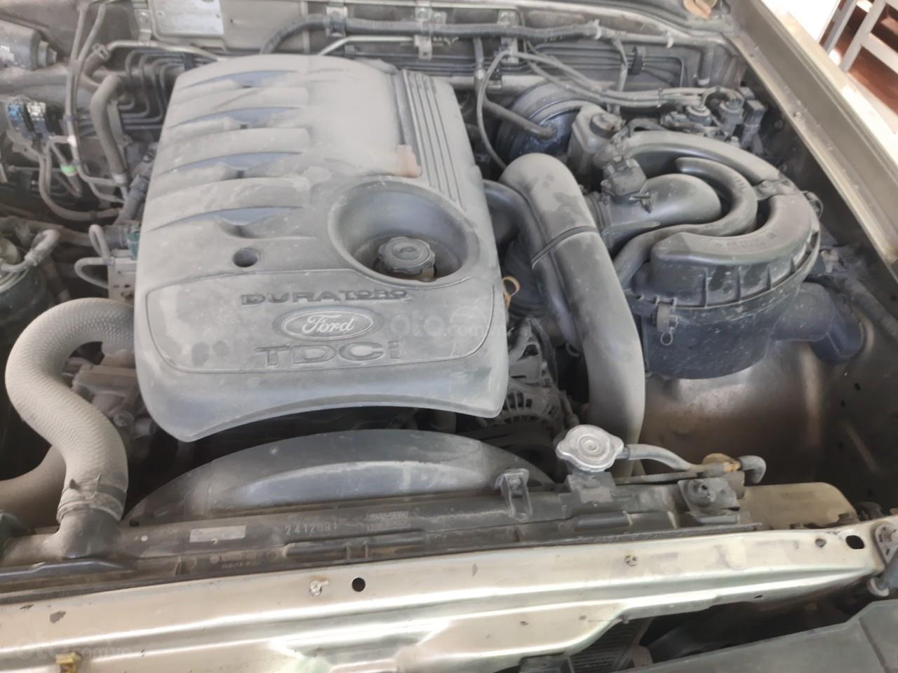 Bán Ford Ranger năm 2009 giá cạnh tranh nội thất nguyên bản (10)