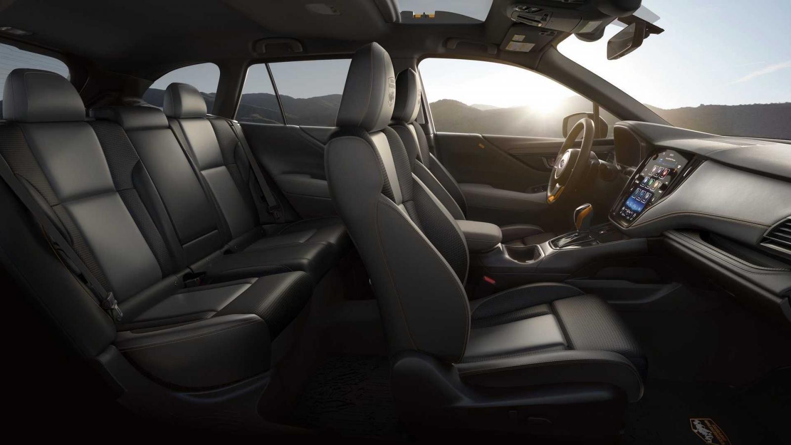 Subaru Outback 2022 Wilderness Edition vẫn giữ bí ẩn về giá.