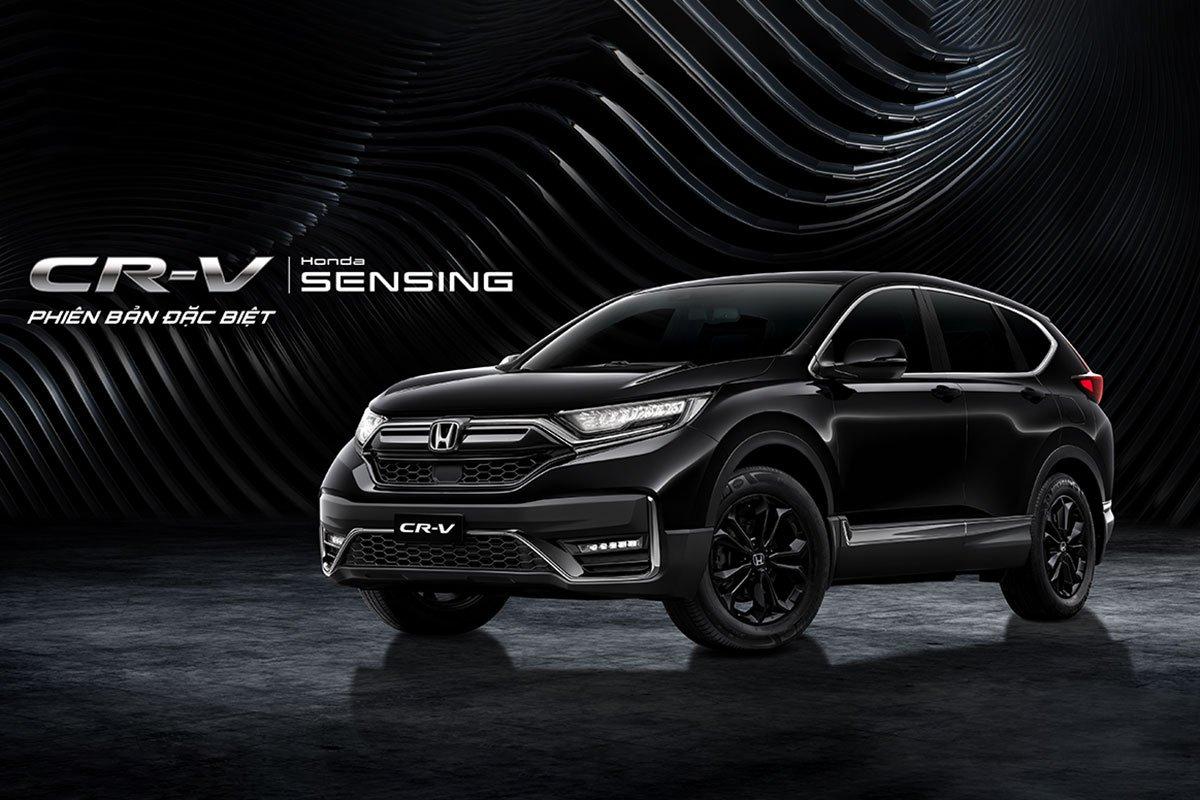 Honda CR-V 2021 đang bán tại Việt Nam 1