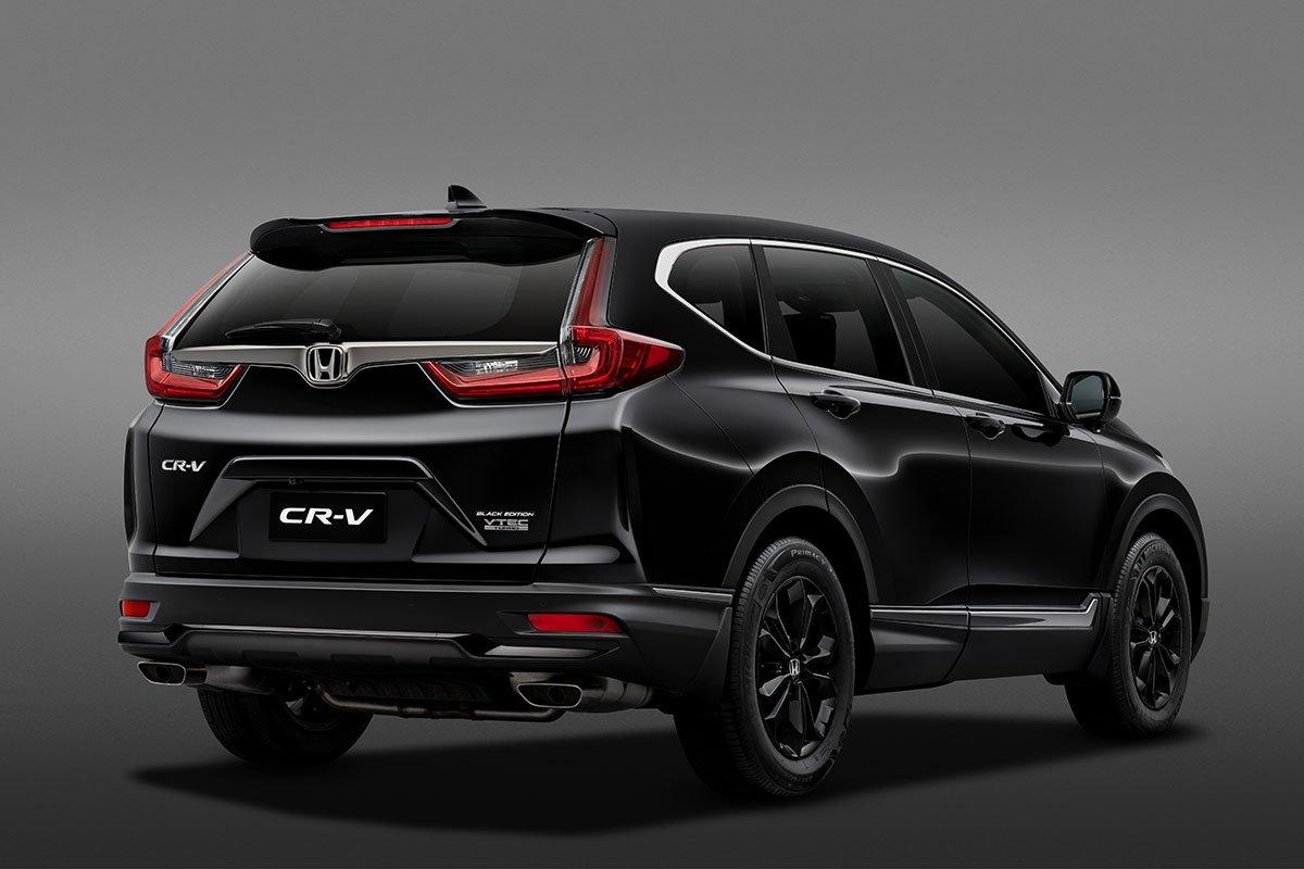 Honda CR-V 2021 tại Việt Nam hiện nay 1
