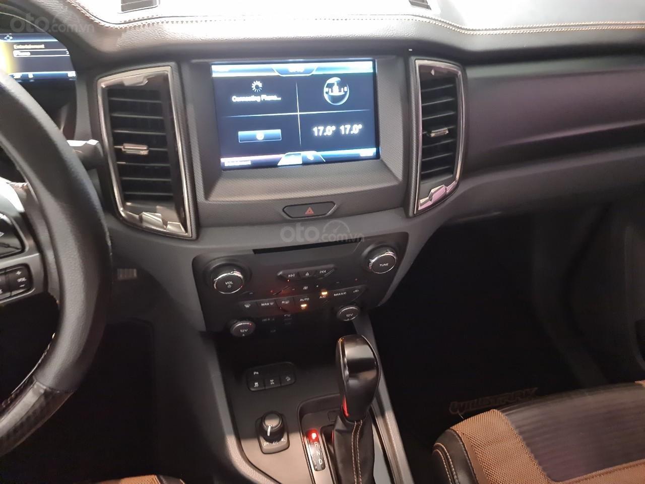 Xe Ford Ranger Wildtrak 3.2L Trắng 2015 Đk 2016 (5)