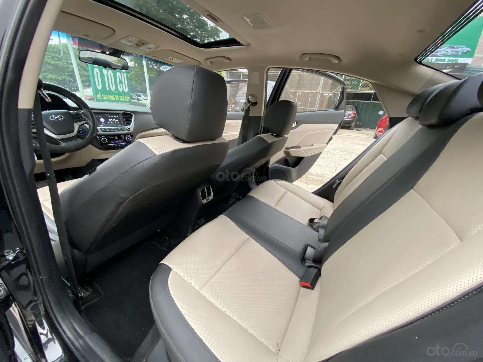 Bán Hyundai Accent 1.4AT bản đặc biệt (8)