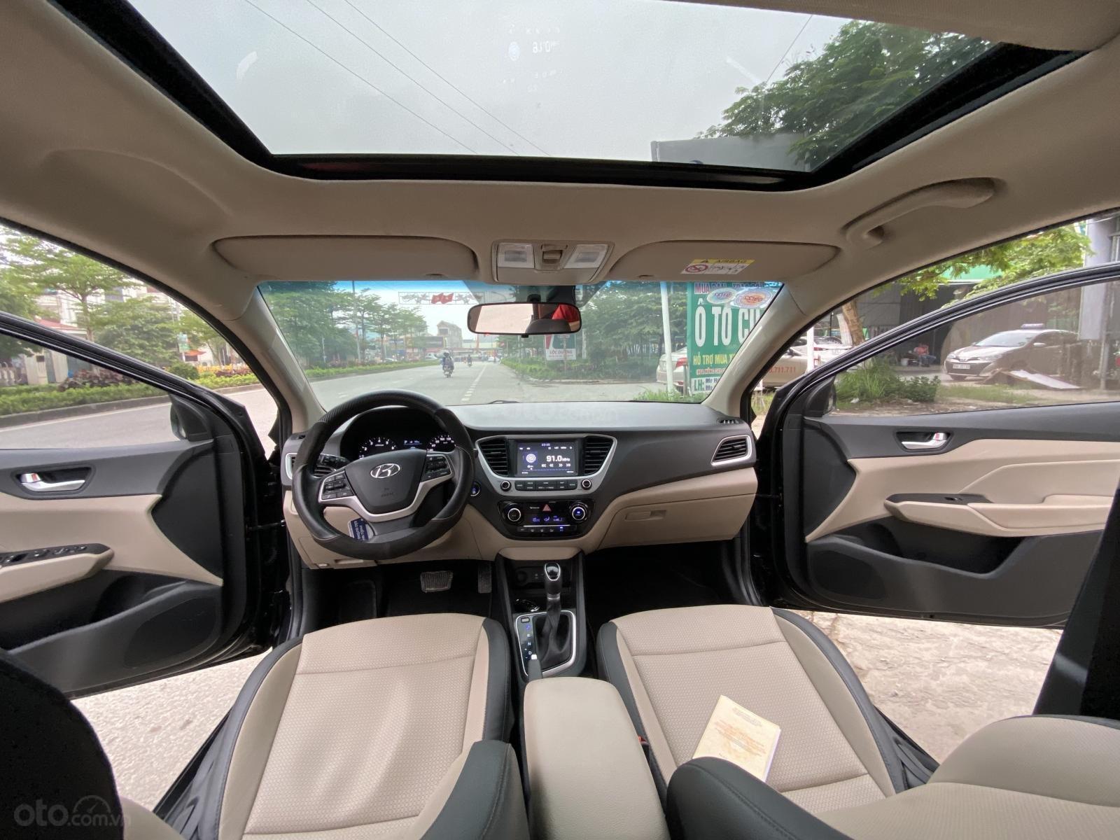 Bán Hyundai Accent 1.4AT bản đặc biệt (9)