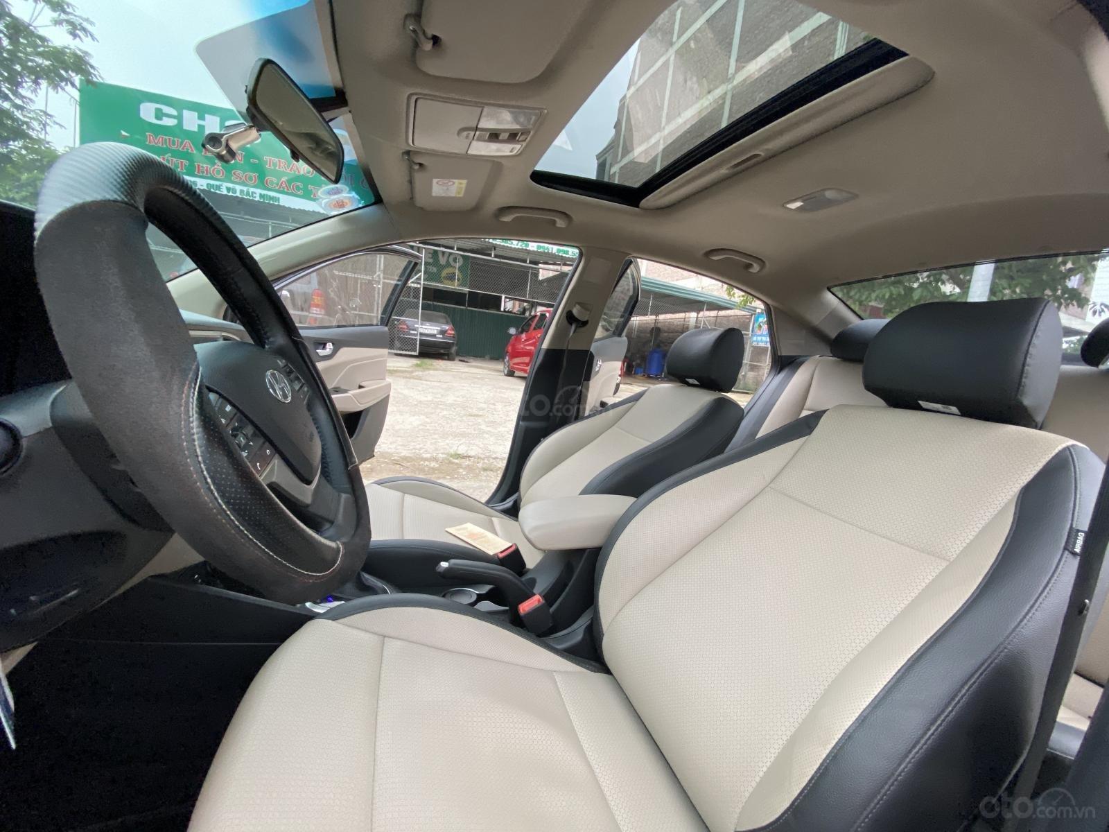 Bán Hyundai Accent 1.4AT bản đặc biệt (11)