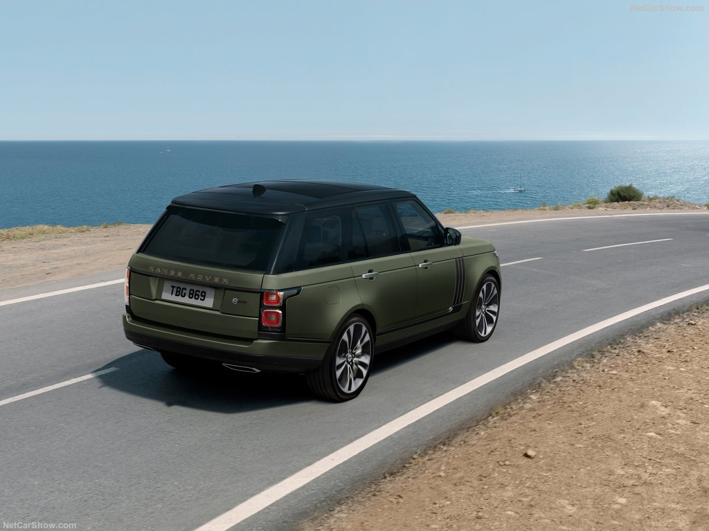 Land Rover Range Rover SVAutobiography Ultimate sang trọng đỉnh cao.