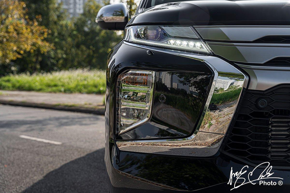 Ưu nhược điểm xe Mitsubishi Pajero Sport 2021 a3