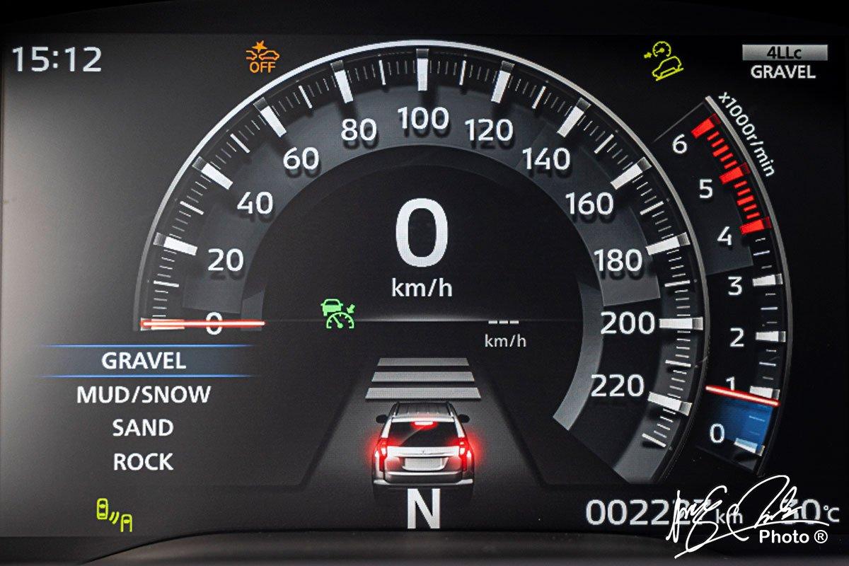 Ưu nhược điểm xe Mitsubishi Pajero Sport 2021 a5