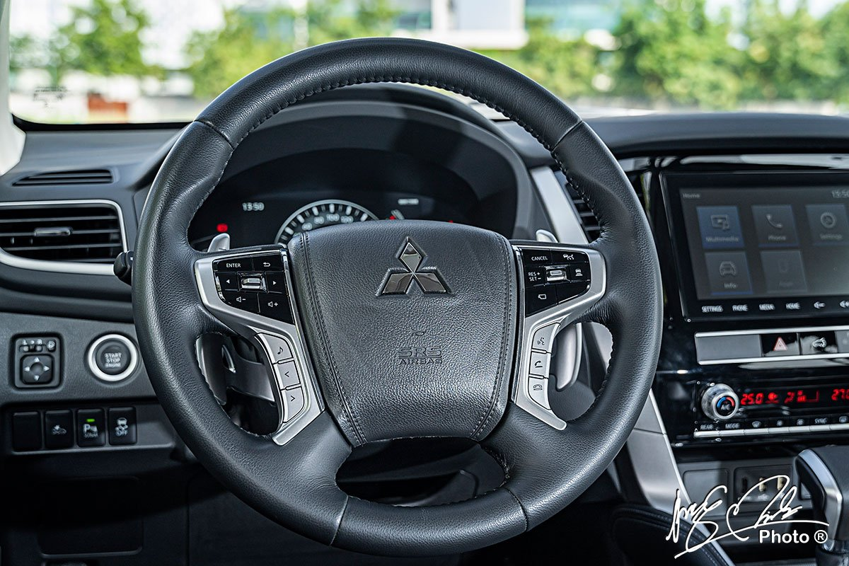 Ưu nhược điểm xe Mitsubishi Pajero Sport 2021 a7