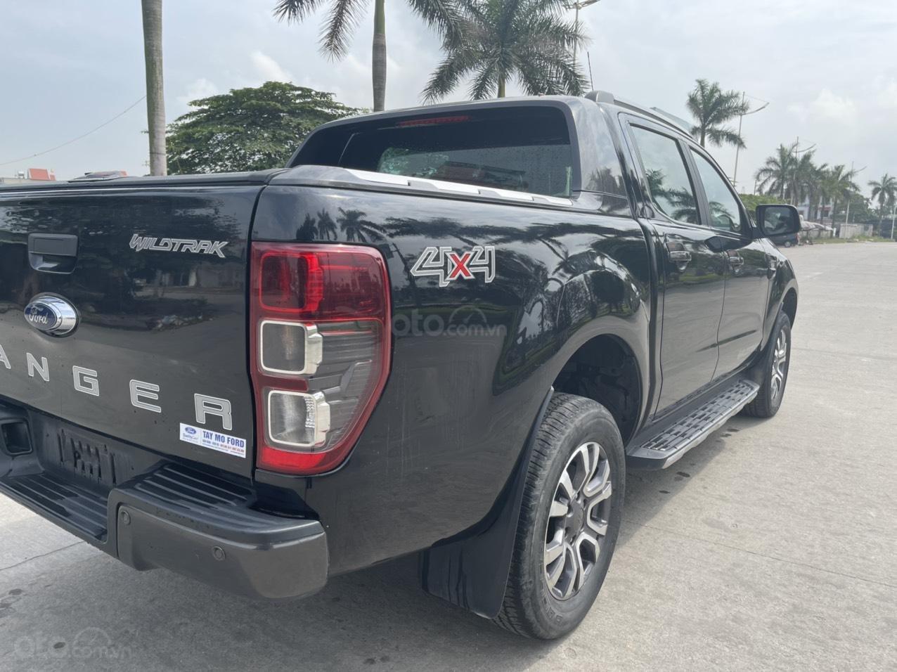 Bán Ford Ranger Wildtrak sản xuất năm 2017, màu đen (13)