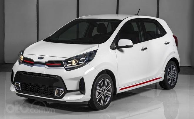 Kia Morning all new sx năm 2021 (1)