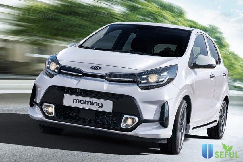 Kia Morning all new sx năm 2021 (5)