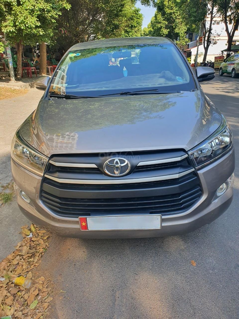 Bán xe Toyota Innova E năm 2019 (1)