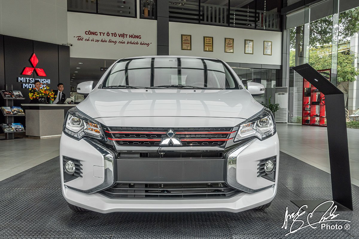 Mitsubishi Attrage 2021