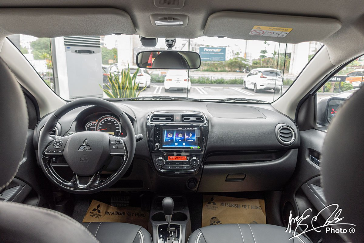 Mitsubishi Attrage 2021 a4