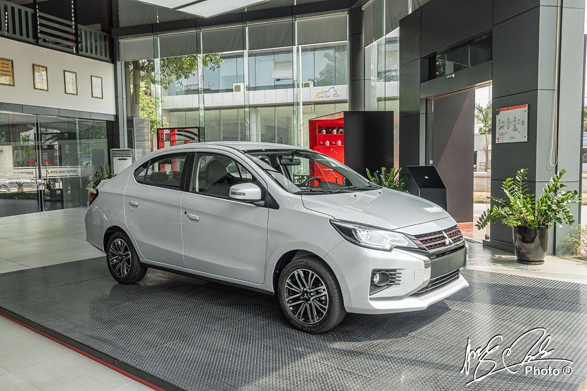 Mitsubishi Attrage 2021 a3