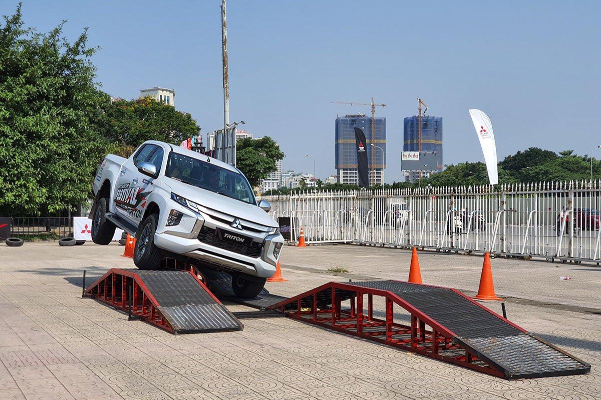 Ngày hội trải nghiệm xe Mitsubishi - Mitsubishi Experience Day (MED) 1.