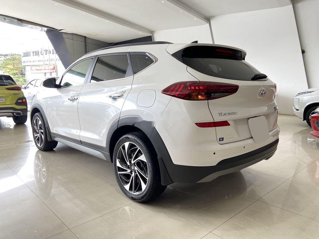 Bán ô tô Hyundai Tucson năm 2019, màu trắng (9)