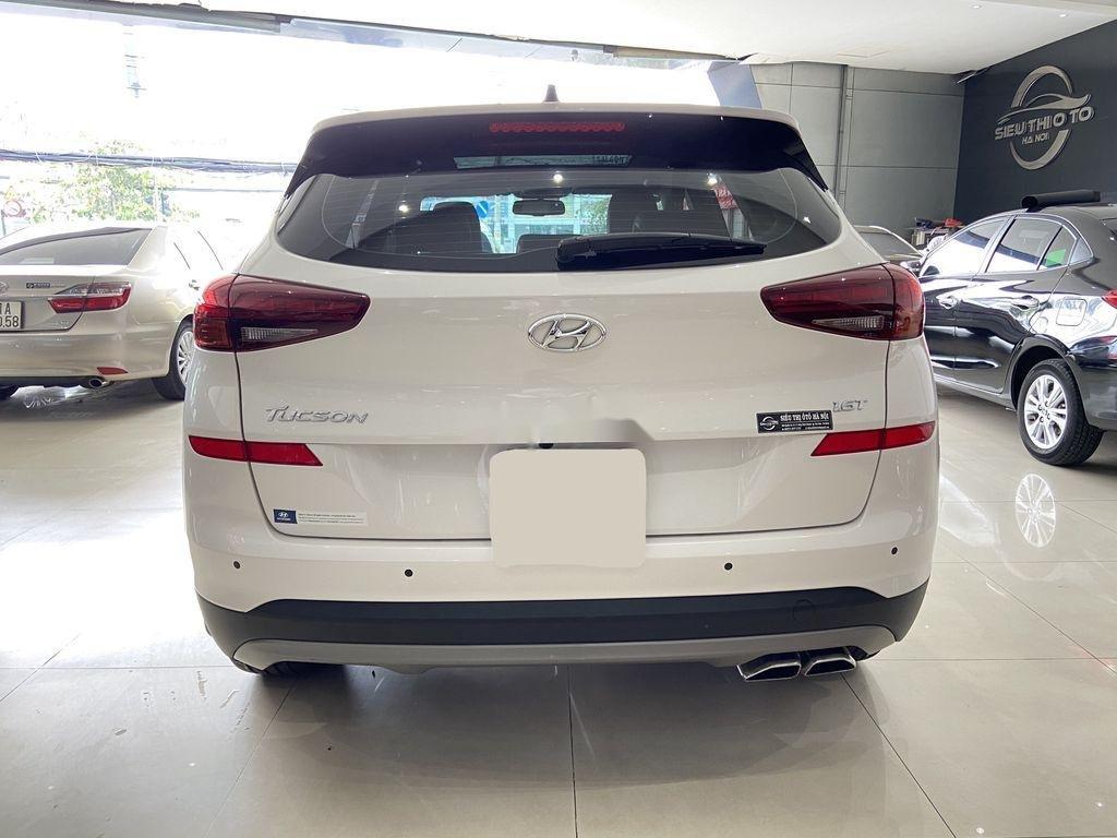 Bán ô tô Hyundai Tucson năm 2019, màu trắng (10)