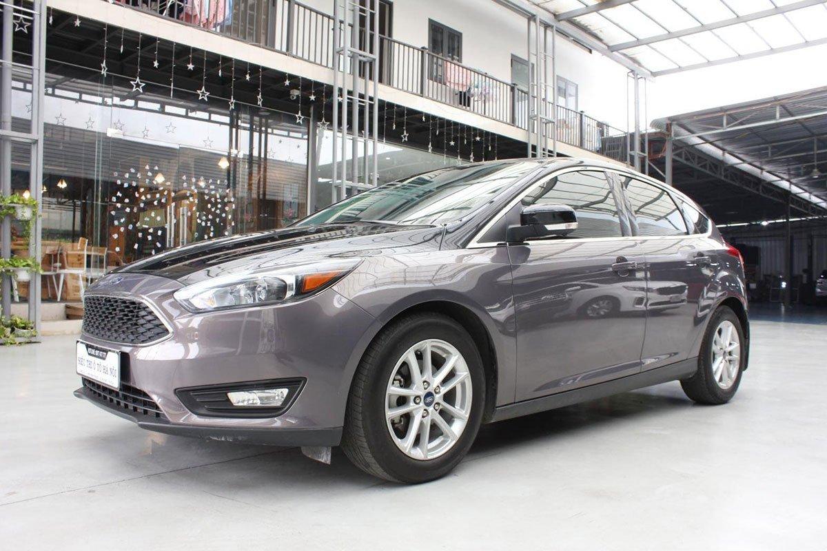 Thiết kế thân xe Ford Focus 2019 a1