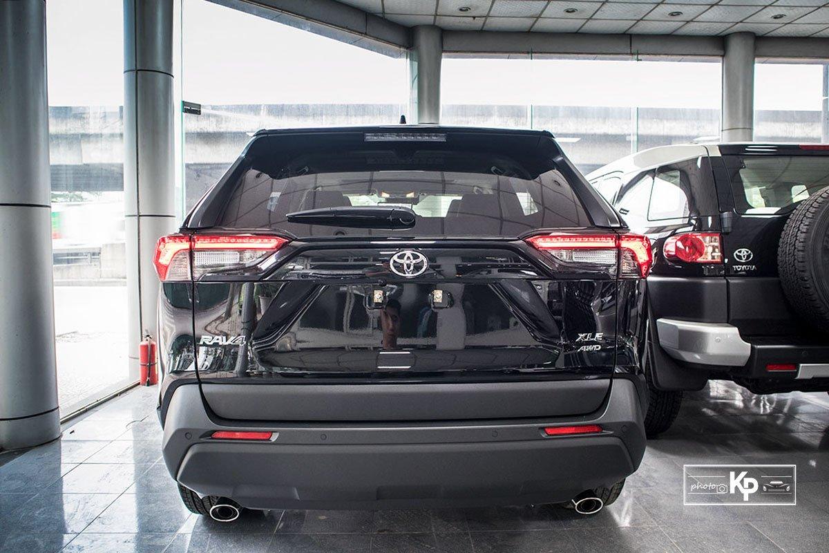 Ảnh Đuôi xe Toyota RAV4 2021