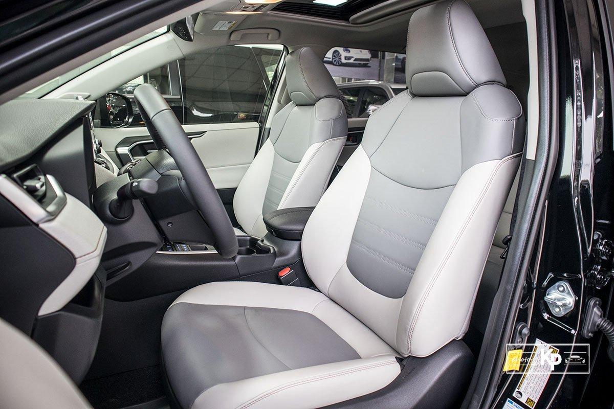Ảnh Ghế lái xe Toyota RAV4 2021