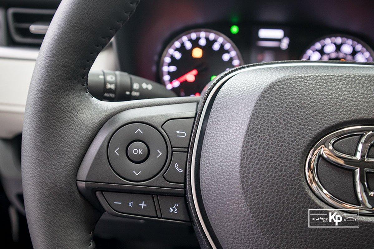 Ảnh Nút bấm xe Toyota RAV4 2021