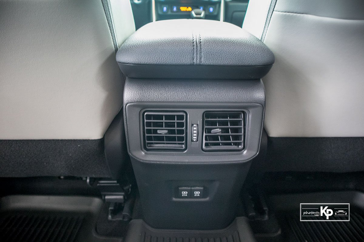 Ảnh Cửa gió sau xe Toyota RAV4 2021