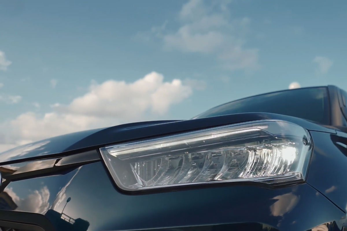 Ảnh Đèn pha xe Toyota Raize 2021